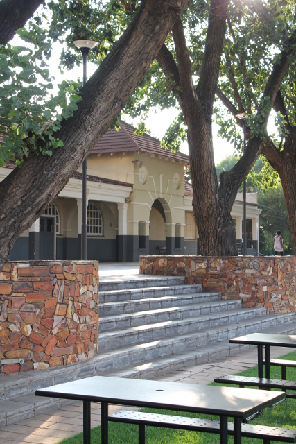 Turffontein's original buildings