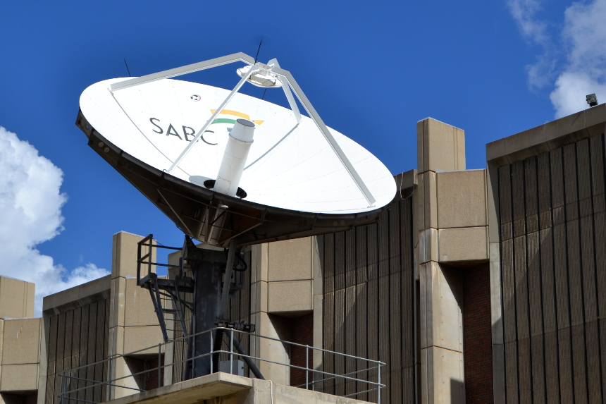 SABC Buildings in Auckland Park